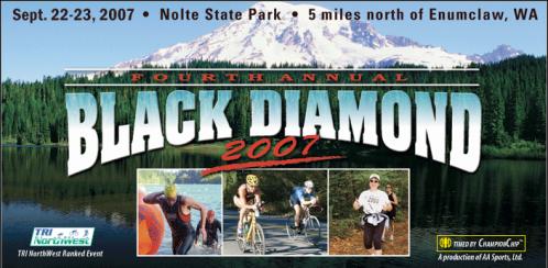 Black Diamond Triathlon