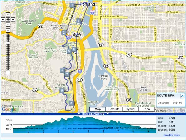 2008 Portland Shamrock Run 15k
