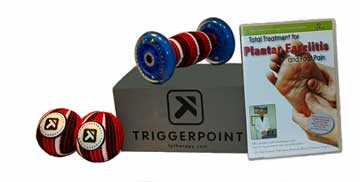 Triggerpoint Plantar Fasciitis kit