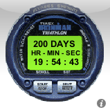 Ironman Canada Countdown